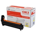 Oki 44318505 Yellow Imaging Drum Genuine EP-Cartridge (20000 Pages) Oki C711n, C711dn, C711dtn, C711wtn