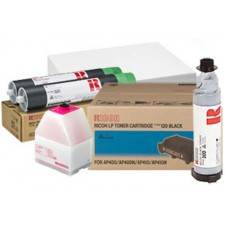 Ricoh 413196 Black Original Toner Cartridge Type SP1000SF (4000 Pages) for Ricoh Aficio SP1000, Fax 1140L, 1180L Series