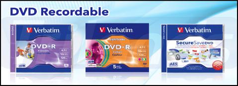Verbatim DVD-475X170