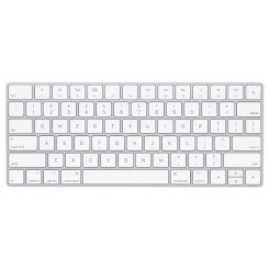Apple Magic Bluetooth Keyboard MLA22SM/A - Keyboard - Bluetooth - Swiss