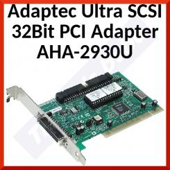 Adaptec Ultra SCSI 32Bit PCI Adapter AHA-2930U (Refurbished)