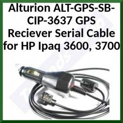 Alturion ALT-GPS-SB-CIP-3637 GPS Reciever Serial Cable for HP Ipaq 3600, 3700