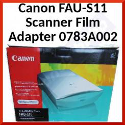 Canon FAU-S11 Scanner Film Adapter 0783A002 - for Canon FB1200-U