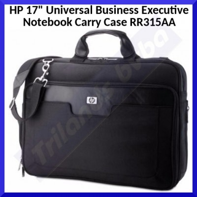 HP Business Notebook Executive 17 Inch Carry Case 439319-001 - with high-density foam and cushioning