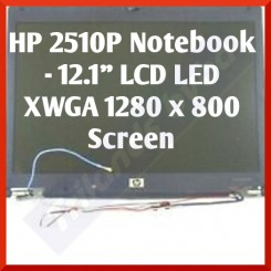 """HP 2510P Notebook - 12.1"""" LCD LED XWGA 1280 x 800 Screen - Perfect working Condition - Refurbished"""