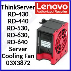 Lenovo 03X3872 Hot Swap Server Cooling Fan for ThinkServer RD-430, RD-440, RD-530, RD-630, RD-640