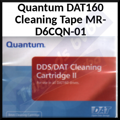 Quantum DAT160 Cleaning Tape MR-D6CQN-01 - Special Offer