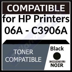 C3906A Compatible Black Toner Cartridge (2500 Pages)