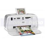 HP Photosmart 475 Color Photo Inkjet Printer (Q7011B) - 1.5GB Internal SSD Disk (1000 Photos) - Direct TV Connection + Remote Control