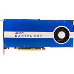 AMD Radeon Pro W5500 - Graphics card - Radeon Pro W5500 - 8 GB GDDR6 - PCIe 4.0 x16 - 4 x DisplayPort