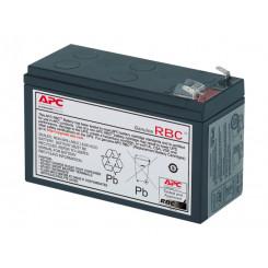 APC Replacement Battery Cartridge #106 - UPS battery - 1 x Lead Acid  - black
