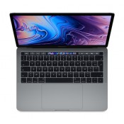 Apple 13-inch MacBook Pro with Touch Bar: 2.4GHz quad-core 8th-generation Intel Core i5 processor, 256GB - Space Grey