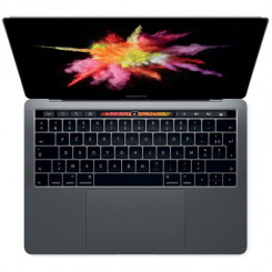Apple 13-inch MacBook Pro with Touch Bar: 1.4GHz quad-core 8th-generation Intel Core i5 processor, 512GB - Silver