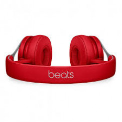 Beats EP - Headphones with mic - on-ear - wired - 3.5 mm jack - noise isolating - red - for 10.5-inch iPad Pro