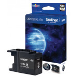 Brother LC-1280XL Black High Yield Original Ink Cartridge LC1280XLBK (2400 Pages) for Brother MFC-J5910DW, MFC-J6510DW, MFC-J6710DW, MFC-J6910DW