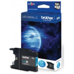 Brother LC-1280XL Cyan Ink High Capacity Original Cartridge LC1280XLC (1200 Pages) for Brother MFC-J5910DW, MFC-J6510DW, MFC-J6710DW, MFC-J6910DW