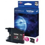 Brother LC-1280XL Magenta High Capacity Original Cartridge LC1280XLM (1200 Pages) for Brother MFC-J5910DW, MFC-J6510DW, MFC-J6710DW, MFC-J6910DW