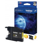 Brother LC-1280XL Yellow Ink High Capacity Original Cartridge LC1280XLY (1200 Pages) for Brother MFC-J5910DW, MFC-J6510DW, MFC-J6710DW, MFC-J6910DW