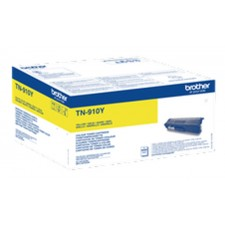 Brother TN-910Y Yellow Original Toner Cartridge (9000 Pages) for Brother HL-L9310CDW