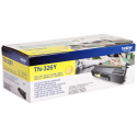 Brother TN-326Y High Yield Yellow Original Toner Cartridge (3500 Pages) for Brother MFC-L8650CDW, MFC-L8850CDW, DCP-L8400CDN, DCP-L8450CDW, HL-L8250CDN, HL-L8350CDN, HL-L8350CDW