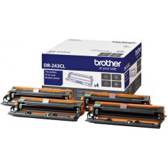 Brother DR-243CL Original Imaging Drum (18000 Pages) for Brother HL-L3290CDW, MFC-L3710CW, MFC-L3730CDN, MFC-L3750CDW, MFC-L3770CDW