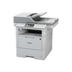Brother MFC-L6800DW Monochrome (B/W) Laser Multifunction Printer