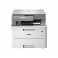 Brother DCP-L3510CDW LED Multifunction Printer - Colour - Plain Paper Print - Desktop - Copier/Printer/Scanner