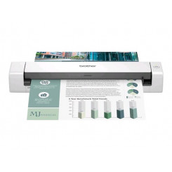 Brother DSmobile DS-740D - Sheetfed scanner - Duplex - 215.9 x 1828.8 mm - 600 dpi x 600 dpi - USB 3.0