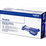 Brother TN-2010 Black Original Toner Cartridge (1000 Pages) for Brother DCP-7055, DCP-7055W, DCP-7057, DCP-7057E, DCP-7057W, HL-2130