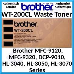 Brother WT-200CL Waste Toner Original Collection Cartridge (50000 Pages) for Brother MFC-9120, MFC-9320, DCP-9010, HL-3040, HL-3050, HL-3070 Series