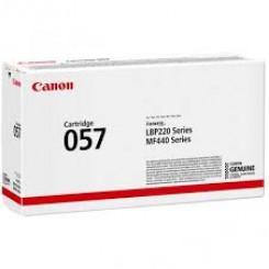 Canon 057 Black Original Toner Cartridge 3009C002 (3100 Pages)
