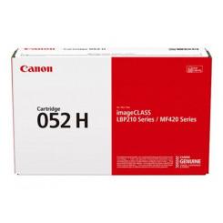 Canon 052 H High capacity Black Original Toner Cartridge 2200C002 - for Canon imageCLASS LBP212, LBP215, MF429