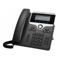 Cisco Unified IP Phone 7821 - VOIP Phone SIP / SRTP - 2 Lines