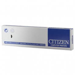 Citizen 3000017 Black Original Nylon Ribbon for Citizen 120D, 180D, 180E, LSP120, LSP120D, MSP 120, Swift 24