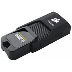 Flash Voyager Slider X1 USB 3.0 128GB Capless Design Read 130MBs Plug and Play