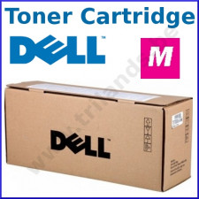 Dell 593-10052 Magenta Original Toner Cartridge GG578 (8000 Pages) for Dell 5100CN