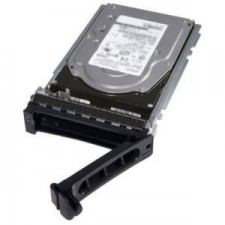 Dell 1.8TB Hard Disk Drive 400-AJQX - 10K RPM SAS 12Gbps 512e 2.5in Hot-plug Hard Drive,3.5in HYB CARR,CusKit
