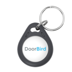 DoorBird 125 KHz Transponder Key Fob, 64bit, write-protected, material ABS, for D21x and later, 10 pieces