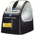 Dymo LabelWriter 450 Duo Black & White Direct Thermal Label Printer S0838920 - 600 x 300 dpi - up to 71 labels/min - USB