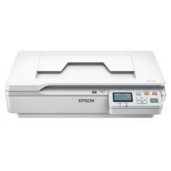 Epson WorkForce DS-5500 - Flatbed scanner - A4 - 1200 dpi x 1200 dpi - USB 2.0