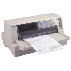 Epson LQ-680Pro Monochrome Dot Matrix Printer (C11C376125) - 305 x 420 mm, 305 mm (width) - 360 dpi - 24 pin - up to 465 char/sec - parallel