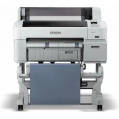 """Epson SureColor SC-T3200 - 24"""" large-format printer - colour - ink-jet - Roll A1 (61.0 cm) - 2880 x 1440 dpi - up to 2.14 ppm (mono) / up to 2.14 ppm (colour) - USB, Gigabit LAN"""