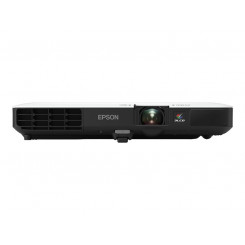 Epson EB-1780W - LCD projector - portable - 3000 lumens (white) - 3000 lumens (colour) - WXGA (1280 x 800) - 16:10 - 720p - 802.11n wireless