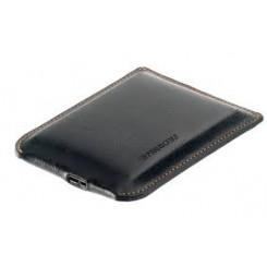 "Freecom Mobile Drive XXS Leather - Hard drive - 1 TB - external ( portable ) - 2.5"" - USB 3.0 - black"