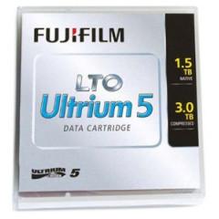 FujiFilm LTO-5 Data Tape 4003276 - 1.5TB / 3.0TB Read / Write Ultrium5 Cartridge