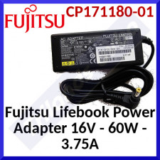 Fujitsu CP171180-01 Genuine Power Adapter / Charger - 16V - 60W - 3.75A