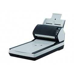 Fujitsu fi-7280 - Document scanner - Duplex - 216 x 355.6 mm - 600 dpi x 600 dpi - up to 80 ppm (mono) / up to 80 ppm (colour) - ADF ( 80 sheets ) - up to 6000 scans per day - USB 3.0
