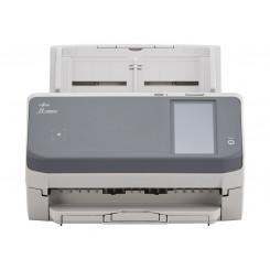 Fujitsu fi-7300NX - Document scanner - Duplex - 216 x 355.6 mm - 600 dpi x 600 dpi - up to 60 ppm (mono) / up to 60 ppm (colour) - ADF (80 sheets) - up to 4000 scans per day - Gigabit LAN, USB 3.1 Gen 1