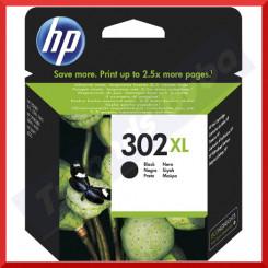 HP 302XL Black Original HIgh Capacity Ink Cartridge F6U68AE (8.5 Ml.)