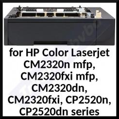 HP CB500A Color LaserJet 250 Sheets (2nd) Media / Paper Feeder Input Tray - Refurbished